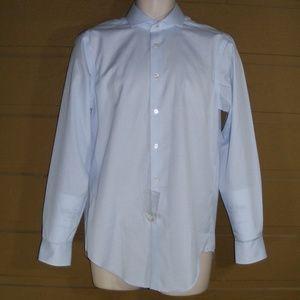 CK Calvin Klein Dress Shirt, 15/32-33 Cutaway NWOT